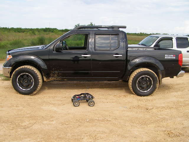 2004 Nissan Frontier Xe Lifted