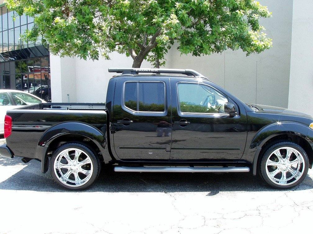Nissan Frontier Forums Pics